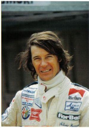 Arturo Merzario - Arturo Merzario in 1978.