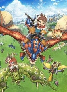 <i>Monster Hunter Stories: Ride On</i>