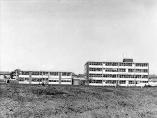 Moor Grange County Secondary School