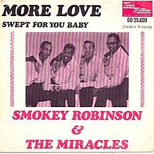 More Love (Smokey Robinson and the Miracles song) - Wikipedia