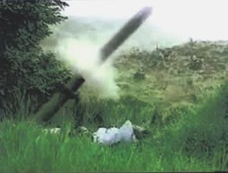 Provisional Irish Republican Army campaign - The improvised mortar was the weapon of choice for the Provisional IRA during the 1990s.