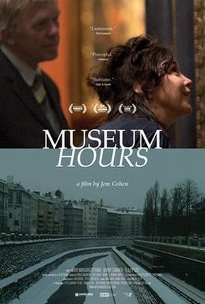 Museum Hours - Image: Museum Hours poster