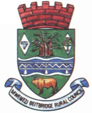 Beitbridge - Image: Mwenezi Beitbridge seal