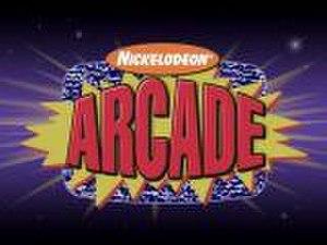 Nick Arcade - Image: Nickelodeon Arcade Logo