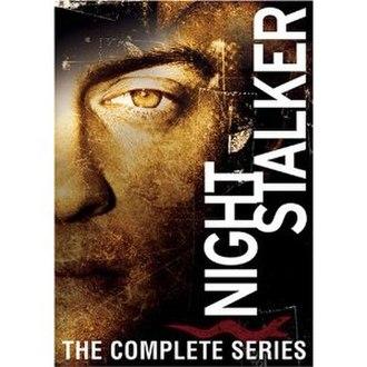 Night Stalker (TV series) - DVD cover