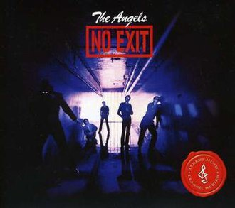 No Exit (The Angels album) - Image: No Exit Angels