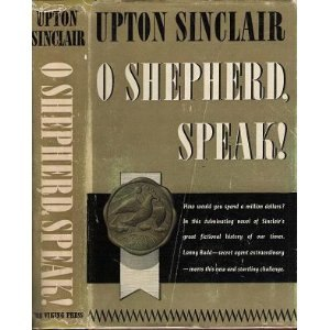 O Shepherd, Speak! - First edition cover