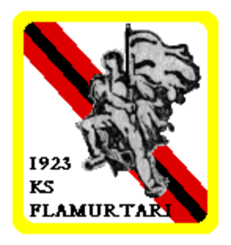 Flamurtari Vlorë - Flamurtari's first crest.