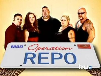 Picture of a TV show: Operation Repo