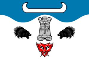 Oromocto - Image: Oromotco NB flag