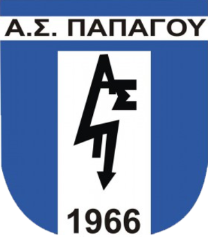 Papagou B.C. - Image: Papagou BC logo 1