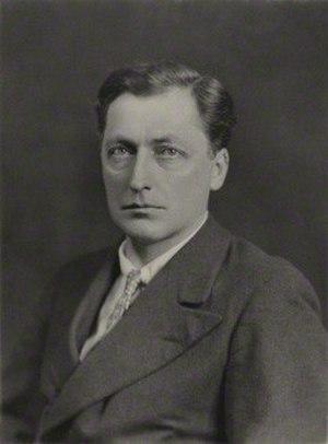 Paul Ayshford Methuen, 4th Baron Methuen - The Lord Methuen, by Walter Stoneman; bromide print, February 1938, National Portrait Gallery collection