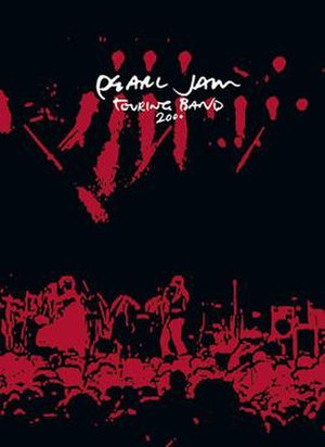 Touring Band 2000 - Image: Pearl Jam TB2000