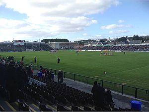 Pearse Stadium - Image: Pearse Park