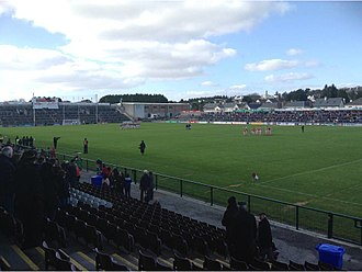 Galway Senior Hurling Championship - Pearse Stadium in Salthill.