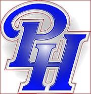 Pembroke Hill Raiders athletics logo