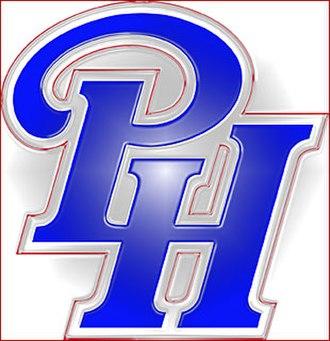 The Pembroke Hill School - Pembroke Hill Raiders athletics logo