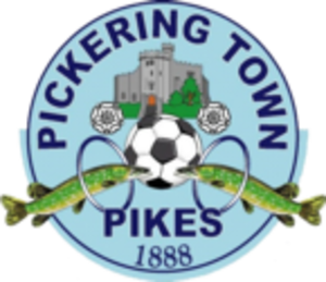 Pickering Town F.C. - Image: Pickering Town FC logo