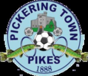Pickering Town F.C. - Image: Pickering Town FC logo