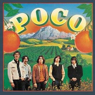 Poco (album) - Image: Poco 1970