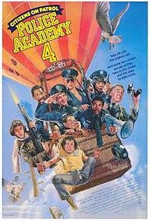 <i>Police Academy 4: Citizens on Patrol</i> 1987 film by Jim Drake