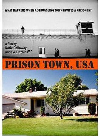 Prison Town, USA - Image: Prison Town, USA Video Cover