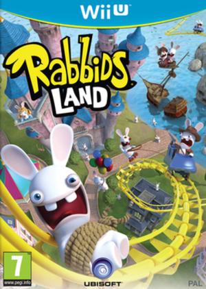 Rabbids Land - Image: Rabbids Land
