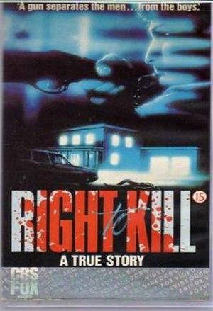 Right to Kill? - Image: Right to Kill