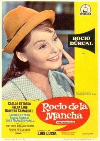 Rocío from La Mancha - Image: Rocio Film