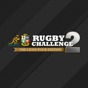 Rugby Challenge 2 - Image: Rugby Challenge 2 Lions Edition