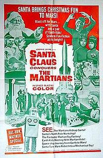 Santa Claus in film depictions of Santa Claus in film