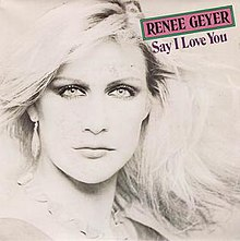 Renee Geyer Do You Know What I Mean