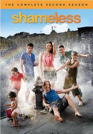 Shameless (season 2) - Image: Shameless Season 2