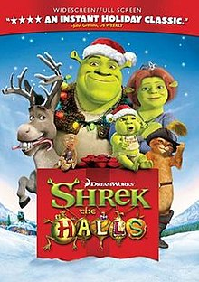 Shrek the Halls poster.jpg