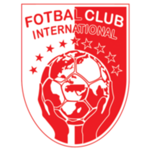 FC Internațional Curtea de Argeș - Image: Sigla international