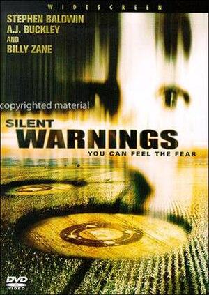 Silent Warnings - DVD coverart
