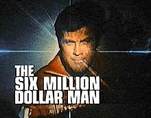 Six Million Dollar Man (c) ABC