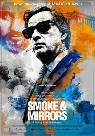 Smoke & Mirrors (2016 film) - Film poster (international)