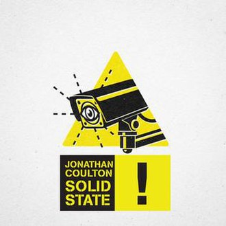 Solid State (Jonathan Coulton album) - Image: Solid State Album Cover