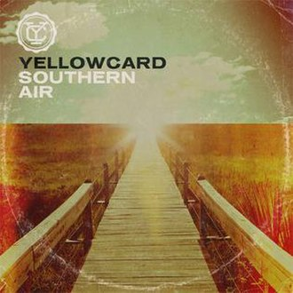 Southern Air (album) - Image: Southern Air cover by Yellowcard
