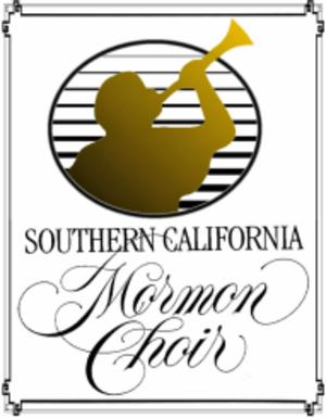 Southern California Mormon Choir - Image: Southern California Mormon Choir logo