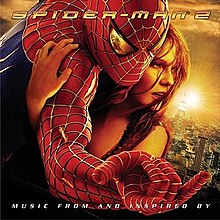 Spider Man 2 Soundtrack Wikipedia