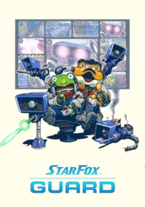 Star Fox Guard - Image: Star Fox Guard 2