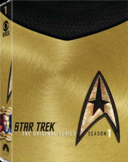 <i>Star Trek: The Original Series</i> (season 1) TOS