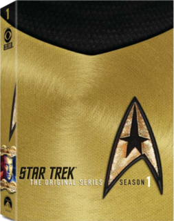 <i>Star Trek: The Original Series</i> (season 1) first season of Star Trekː The Original Series