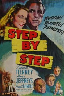 Strange Step By Step 1946 Film Wikipedia Short Hairstyles Gunalazisus