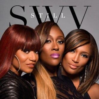 Still (SWV album) - Image: Still SWV album cover