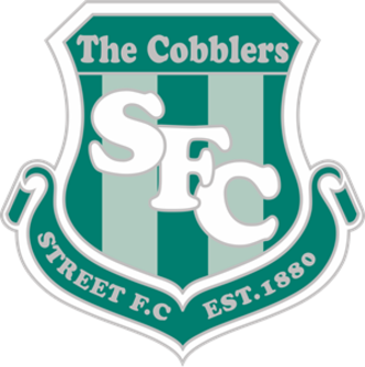 Street F.C. - Image: Street F.C. logo
