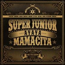 dce12cc0 Mamacita (Super Junior album) - Wikipedia