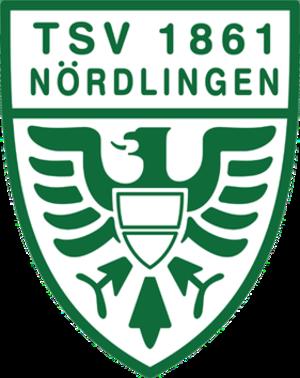 TSV 1861 Nördlingen - Image: TSV Noerdlingen